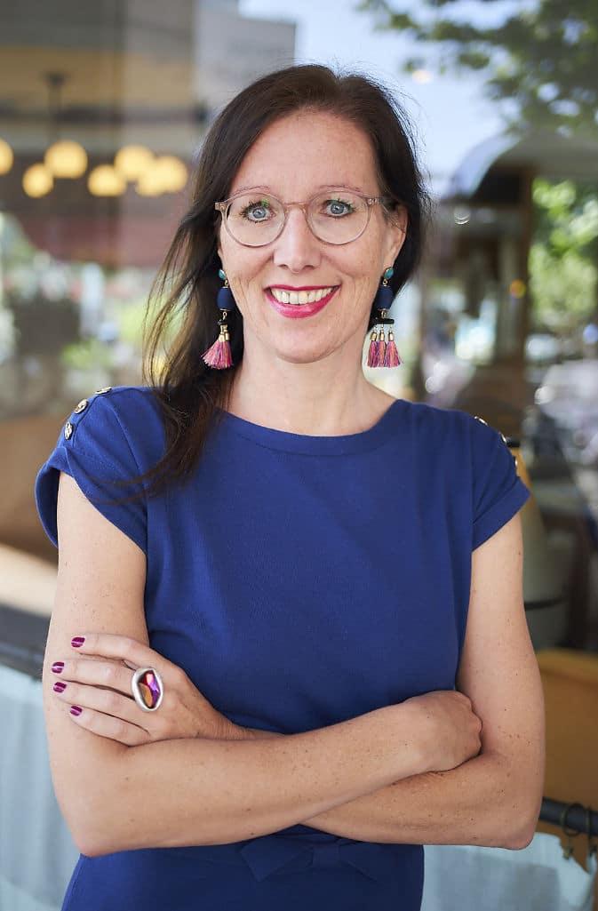 Finanzexpertin Babett Mahnert