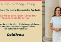 Workshop 2 Goldfrau Babett Mahnert