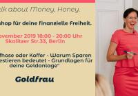 Workshop 3 Goldfrau Babett Mahnert