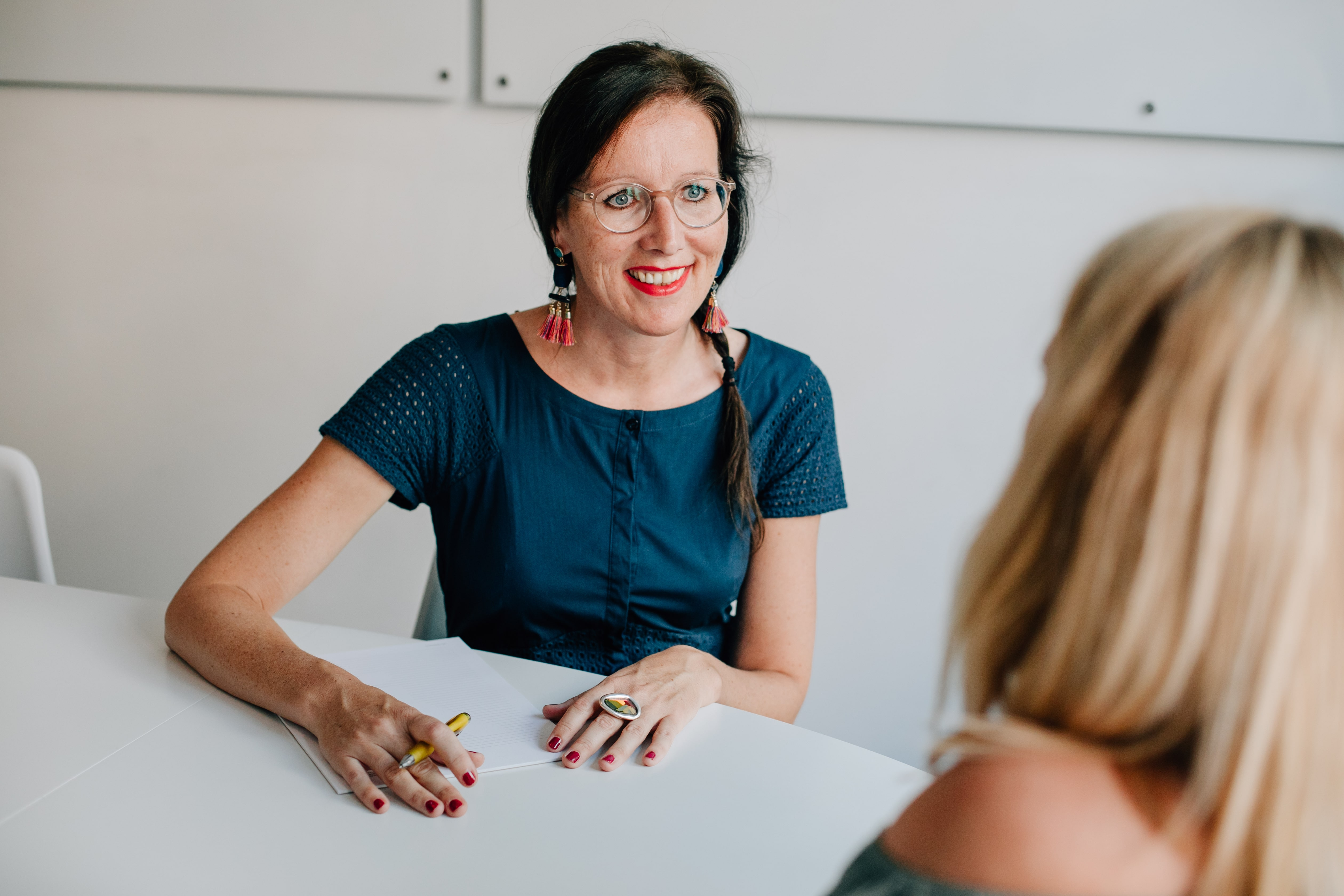 Finanzexpertin Babett Mahnert Coaching 2
