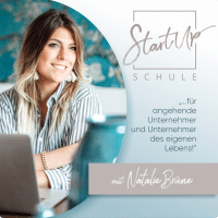 Startup Schule mit Natalie Brüne