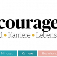 Frauenfinanzmagazin Courage