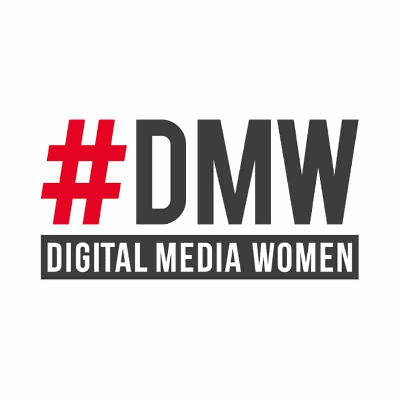 Digital Media Woman