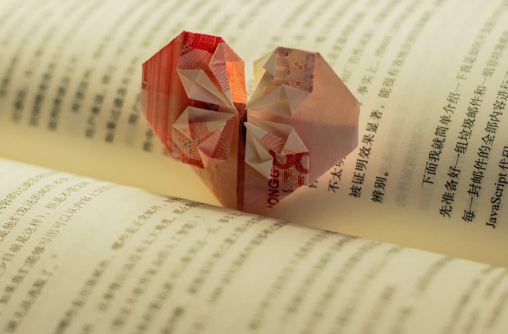 Das richtige Mindset - Die Kraft von Geld und Liebe