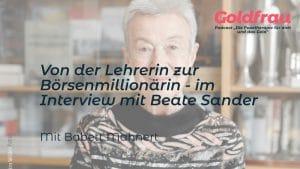 Beate Sander